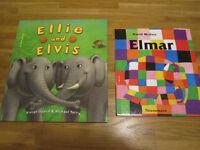 2 GERMAN picture books, 3+years - 2 deutsche Kinderbücher