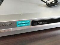 SONY CD - DVD player NS355