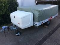 Trigano Galleon Trailer Tent - 4 to 6 berth