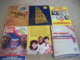 Collection of comedy books