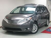 2011 Toyota Sienna LIMITED-AWD-NAV-PANO-CUIR-TV