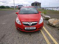 Vauxhall Corsa 1.2petrol 56000miles