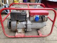 Generater spares repairs