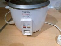 Tefal rice cooker in very good condition
