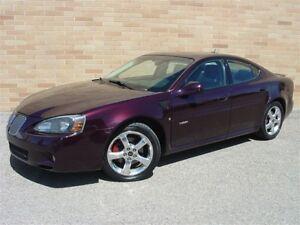 2006 Pontiac Grand Prix GXP. Very Rare! Loaded! 5.3 L. V8!