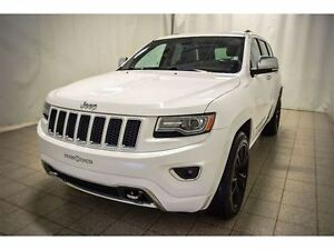 2014 Jeep Grand Cherokee Overland, Ecodiesel, 4x4, Smart Key, Cu
