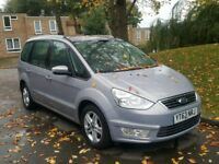 2013 Ford Galaxy 2.0 TDCi Ztec 5dr Low Mileage 45K Only Best Price