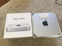 Brand new Apple Mac Mini 2018 version, i5, 4GB RAM