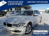 2013 BMW 328 I XDRIVE PREMIUM/CUIR/TOIT/BLUETOOTH**30258 KM**