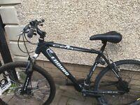 Claud butler racing CBR enduro hardrail mountain bike £75