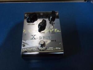 Pédale de guitare de marque X-Drive