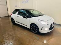 2012 Citroen ds3 dstyle 1.6 hdi in stunning condition zero road tax 1 years mot full service history