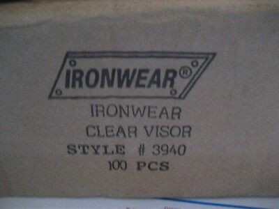 Ironwear 3940 Clear Face Shield Aa5097-10