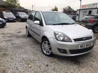 2006 Ford Fiesta 1.4 Ghia 5dr 1 OWNER FROM NEW +LEAHTER+FSH