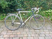 Raleigh Equipe Vintage racing bike