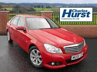 Mercedes-Benz C Class C180 BLUEEFFICIENCY SE EDITION 125 (red) 2011-12-16