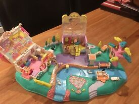 Polly Pocket Toy Village