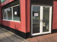 Newly refurbished shop unit to let central Middlesbrough approx 180 sq ft READY NOW