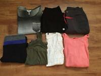 clothes lot! (Lululemon items included)