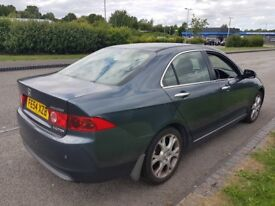 HONDA accord diesel sat nav Dvd full leather px welcome