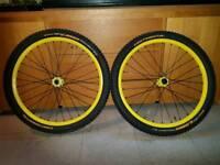 "Dee max 26"" wheels £200 ono"