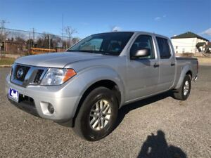 2016 Nissan Frontier SV|4x4|Accident Free|Crew Cab|
