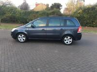 VAUXHALL ZAFIRA 1.8 2010 (10) BLUE!! ONLY 78000 MILES!!
