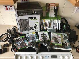 Xbox 360 limited edition MW3