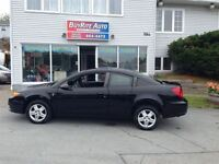 2007 Saturn Ion Ion.2 Base New MVI AUTO