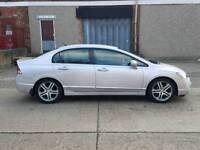 2007 Honda Civic Hybrid - Automatic -Clima - Road Tax £10 / Year