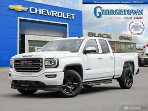 2018 GMC Sierra 1500 DOUBLE CAB|4X4|ELEVATION EDITION|TOUCH S...