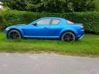 Mazda RX8 - spares or repair