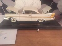A 1957 White Fury collectors car for sale!!