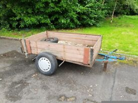 box car trailer