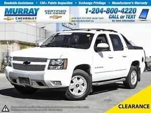 2011 Chevrolet Avalanche 4WD Crew Cab LT w/1SB *Leather Seats, O