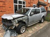 Breaking Ford Ranger (2008) 2.5TD 4 WD Double Cab