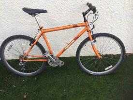 Free!! Mens Muddy Fox Mountain Bike
