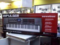IMPULSE 61 NOVATION USB-MIDI KEYBOARD