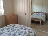 Double ensuite room in spacious house