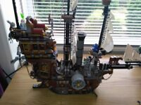 The Lego Movie Sea Cow Ship. Sols as seen
