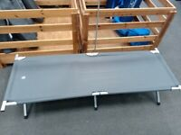 BRAND NEW NEVER USED FOLDING CAMP BED
