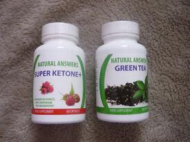 Super Ketone ,Green Tea Tablets