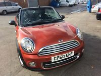 Mini One 1.6 Convertible