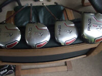 Golf set - K15 driver and 3,5 and 7 woods