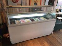 Ice cream freezer - just over 1 yr old