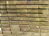 Timber decking joist 150mmx50mmx4.8m
