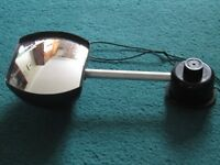 Extension mirror, suction type