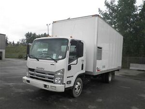 2009 Isuzu NPR 3500 Mech Special  Great For Moving