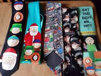 Mens ties £1 each