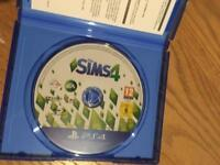 The sims 4 playstation £30